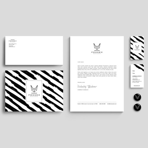 Stationary Example for Hair Salon
