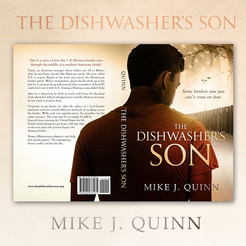 The Dishwasher's Son Cover Entry