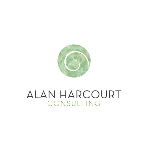 Logo for a business consulting firm