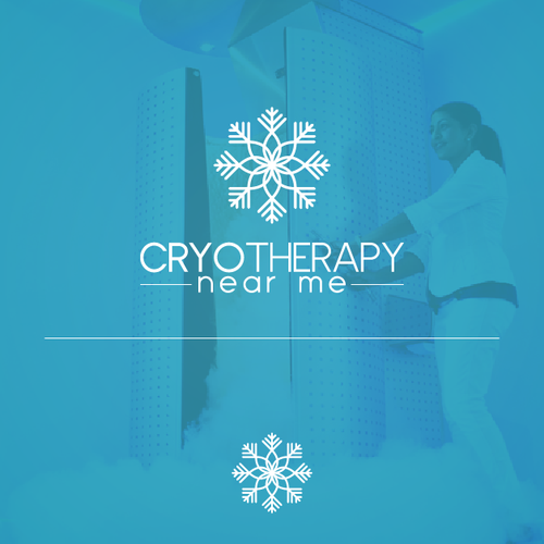 Awesome Logo for Cryotherapy business