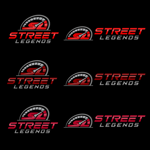 Logo entry winner for StreetLegends