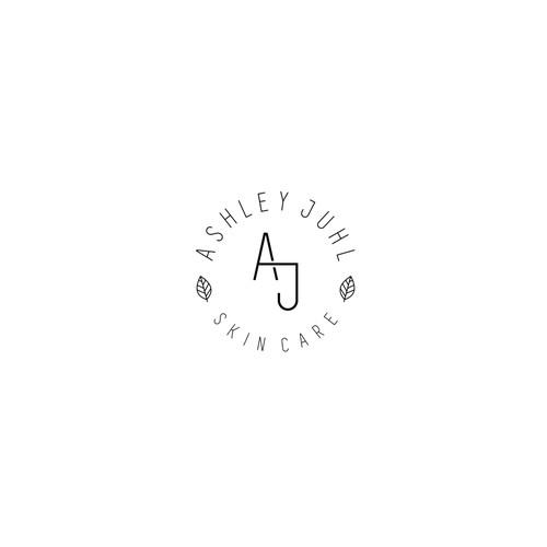 Logo for Ashley Juhl Skin Care