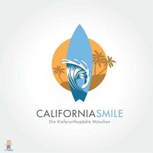 Logo for California Smile