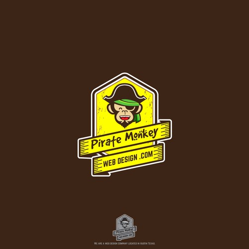 Pirate Monkey Web Design
