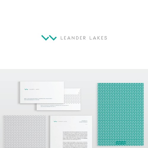 Bold and Magnetic logo and web design for a New Luxury Apartment Community