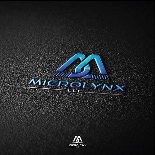 IT logo concept