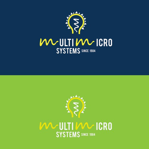 Logo for Multimicro Systems