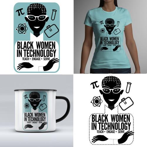 Logo Concept for a Women in Tech