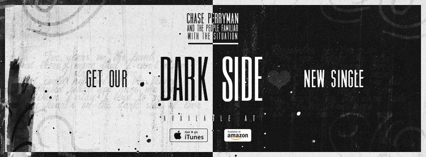 Facebook Cover Design Promoting Band's New Single