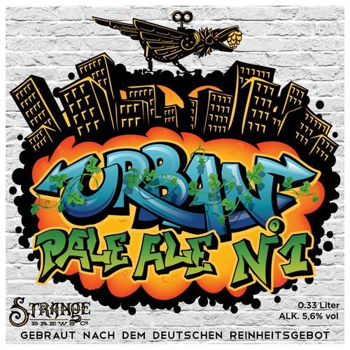 Urban pale ale