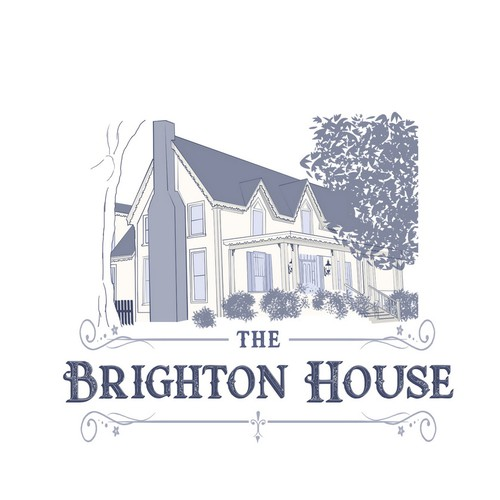 Logo for the Brighton House
