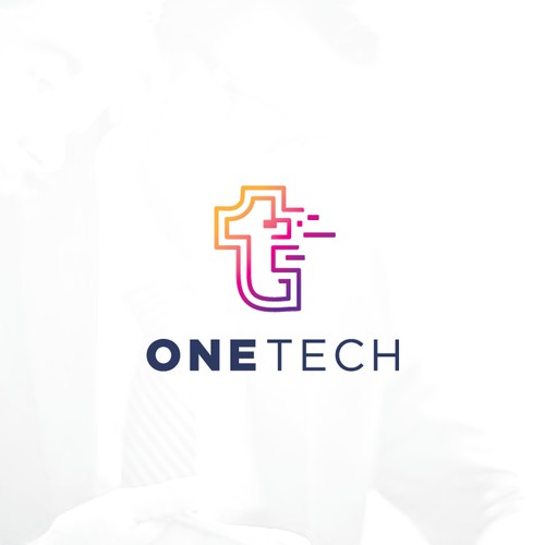 Logo Proposal for One Tech.
