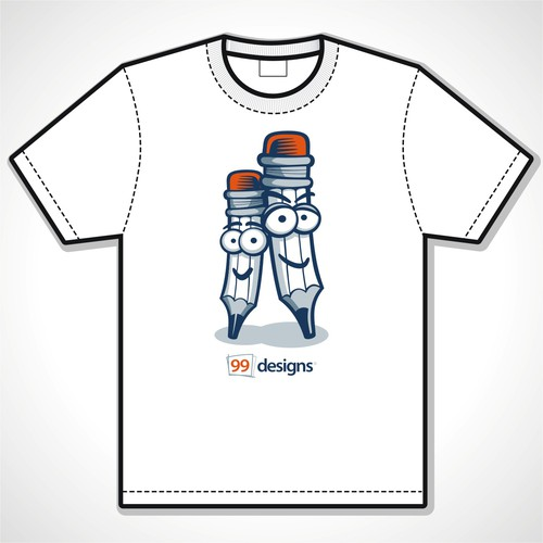 99designs' Community T-shirt
