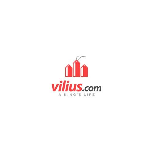Vilius.com Logo