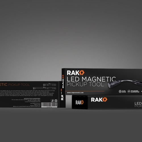 packaging for RAK Pro Tools