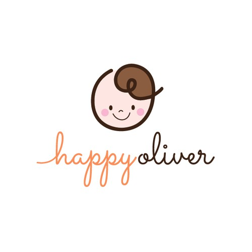 Create a cute logo for a new baby carrier brand