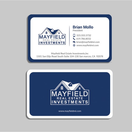 EASY money for you. FAST, simple Business Card Design