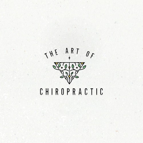 concept for chiropractic clinic