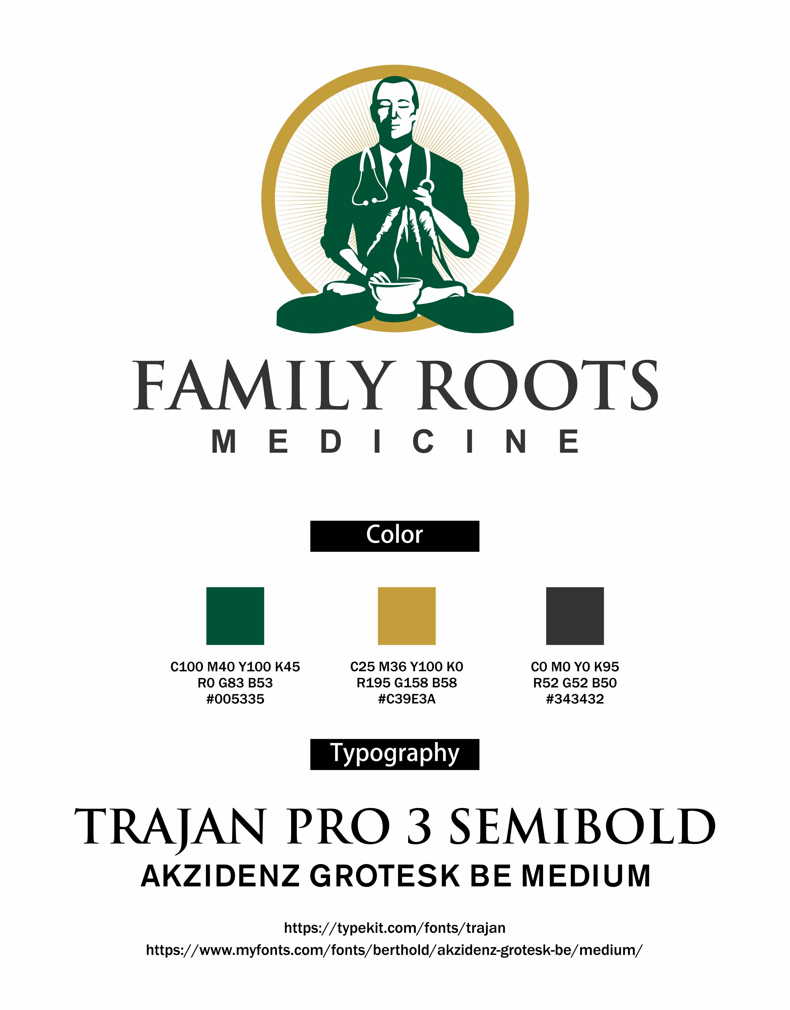 Create an image for your friendly neighborhood Yoga medicine clinic.