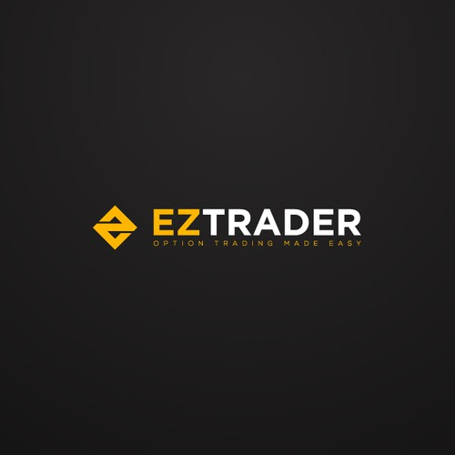Logo for EZTRADER