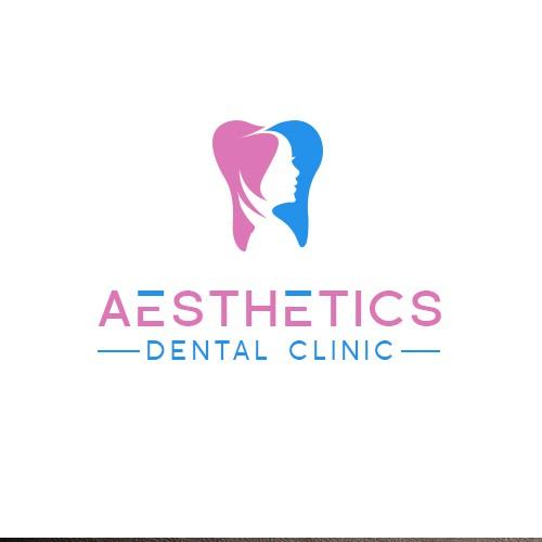 Aesthetics Dental Clinic logo