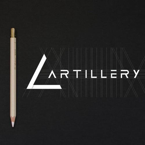 Logo concept for Artillery clothing