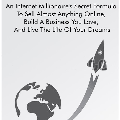 Create A Great Cover For A Best-Selling Book For Internet Entrepreneurs
