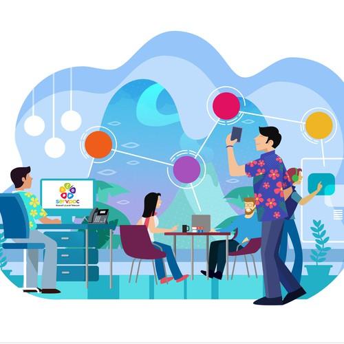 illustration at servpac.com