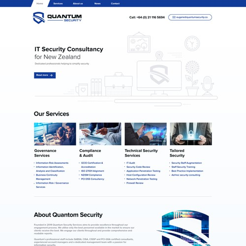 Quantom Security