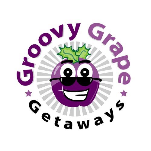 Groovy Grape Logo
