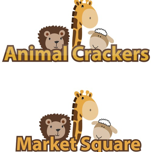 ANIMAL CRACKER LOGO- [we are open to your creative ideas]