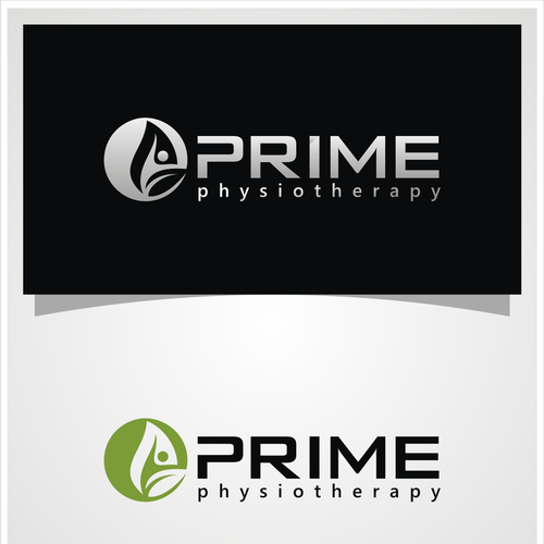 Create a logo design for a new clinic, Prime Physiotherapy