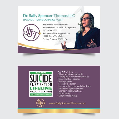 Business Card for SST