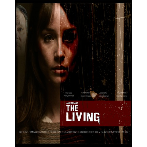 "Movie Poster for Feature Film ""The Living"" http://www.imdb.com/title/tt2950236/?ref_=fn_al_tt_1"