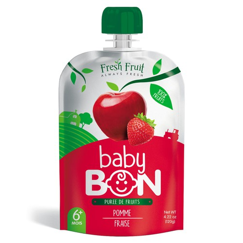 Fresh Fruit - Baby Bon