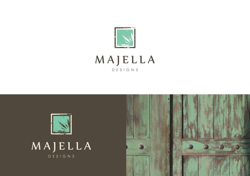 logo for Majella Designs