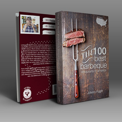 The 100 Best Barbecue Restaurants in America Book Cover
