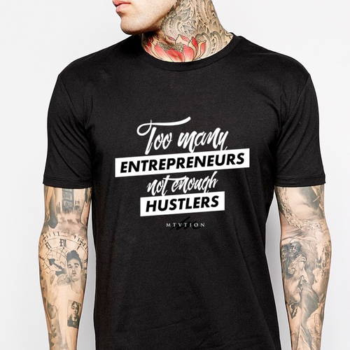 Too many entepreneurs not enough hustlers