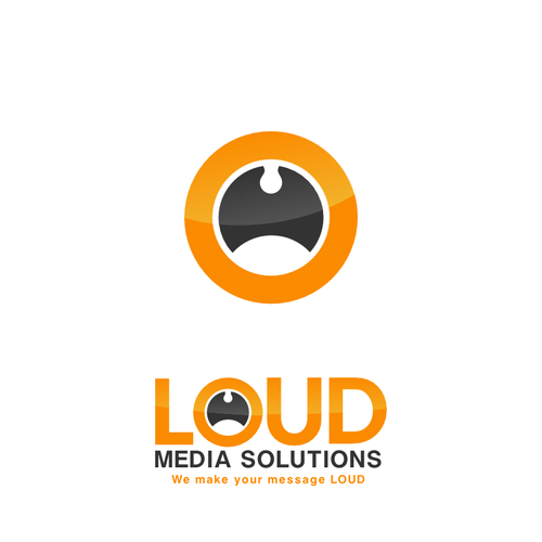 Loud Media is looking for a creative new logo