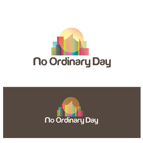 Help No Ordinary Day with a new logo