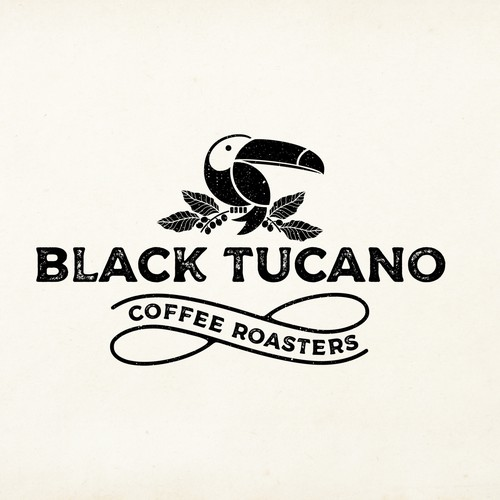 Logo Concept for Coffee Roasters