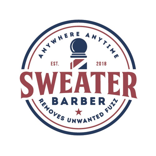 Sweater barber