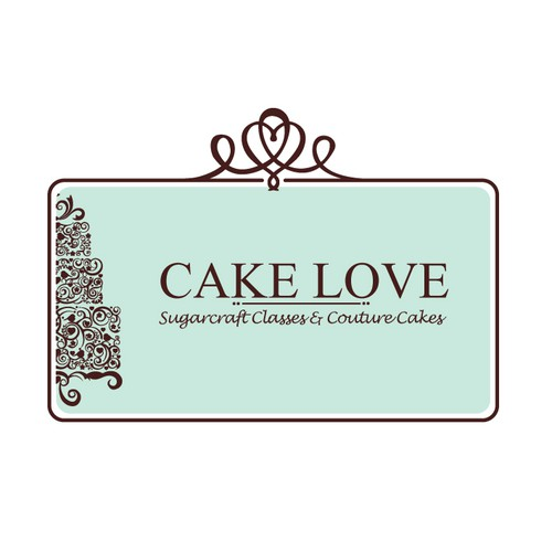 Help Cake Love with a new logo