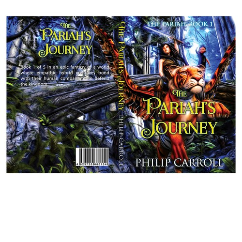 Epic Fantasy Novel