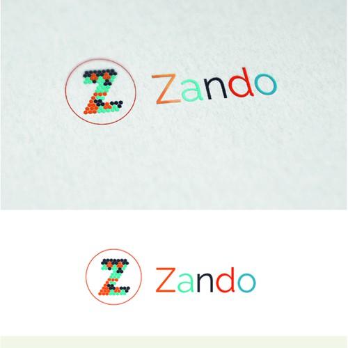 Create a distinctive logo for online educator Zando