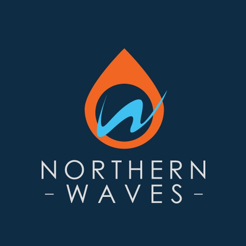 Seeking a memorable logo for Northern Waves