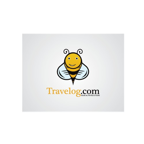 Travelog Logo Concept