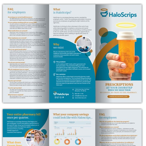 Haloscrips Brochure