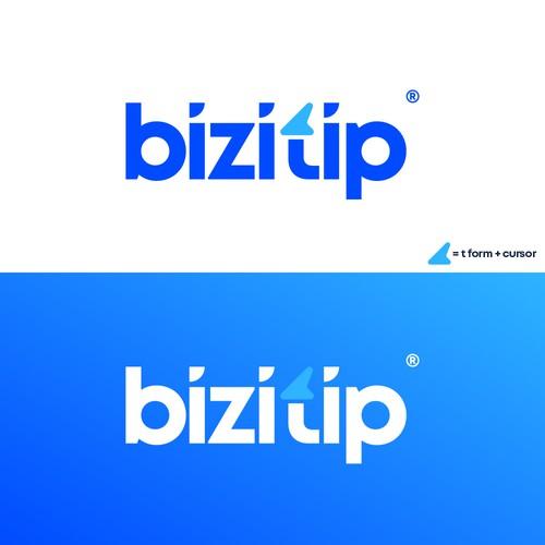 Logo design for Bizitip