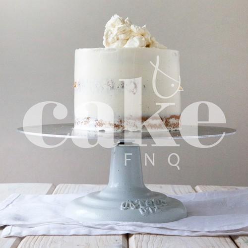 wedding cake designer logo
